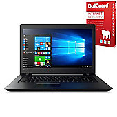 "Lenovo V110 15.6"" Laptop AMD A9-9410 8GB 1TB Win10 with Internet Security - 80TD000DUK"