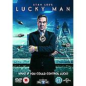 Lucky Man S1 DVD