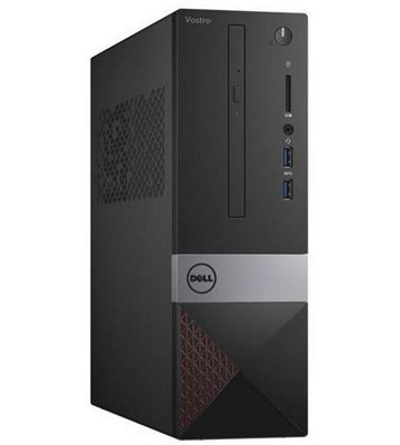 Dell Vostro 3268 Desktop Intel Core i5 Not Included Windows 10 Pro Integrated Graphics