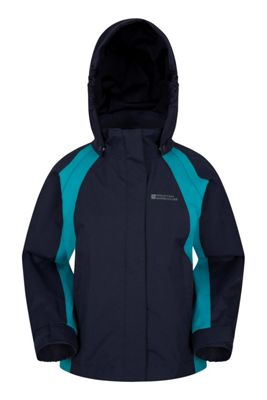 Mountain Warehouse Shelly Kids Waterproof Jacket ( Size: 11-12 yrs )