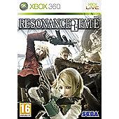 Resonance Of Fate - Xbox-360