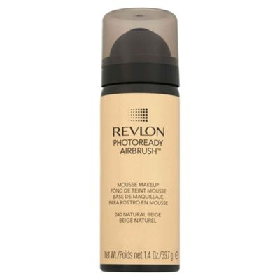 Revlon PhotoReady™ Airbrushed Mousse Natural Beige