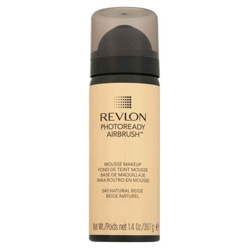 Revlon PhotoReady™ Airbrushed Mousse Natural Beige