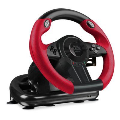 SPEEDLINK SL-450500-BK Steering wheel PC PlayStation 4 3 Xbox One