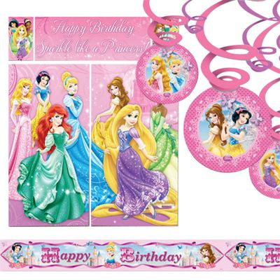 Disney Princess Room Decorating Kit