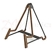 K&M Cork Heli Electric Guitar Stands