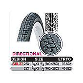 DSI Tyre Hybrid 700 X 35 - Puncture Resistant