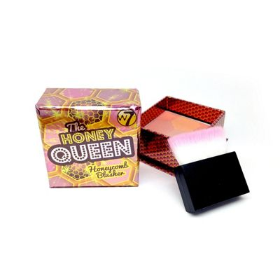 W7 The Honey Queen Honeycomb Blusher With Brush 8g