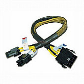 Akasa 8-pin 30 cm PSU Extension Cable