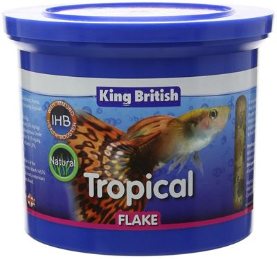 King British Tropical Flake 200g (C)
