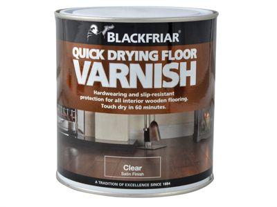 Blackfriar Duratough Floor Varnish Satin 1 Litre