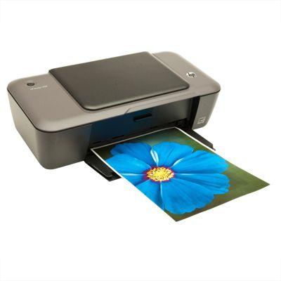 HP Deskjet 1000-J110 Colour Inkjet Printer 16ppm (Mono) 12ppm (Colour) 60 Sheet Input Tray HP PCL 3 GUI