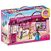 Playmobil 6862 Take Along Fashion Boutique