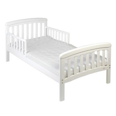 Buy Troll Nicole Toddler Bed (White) from our Toddler Beds ...