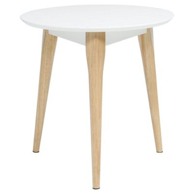 Miami Occassional Table, White