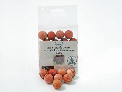 Russell Wc0513Fsc Cedar Wood Balls X20