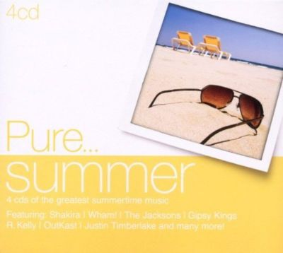 Pure Summer (4CD)