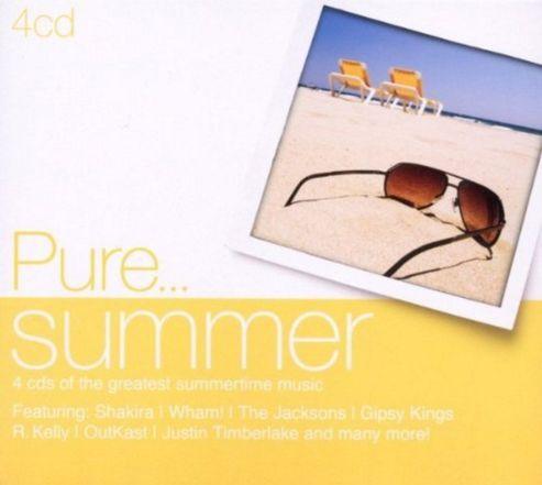 Pure Summer (4CD)