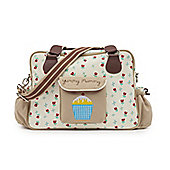 Pink Lining - Yummy Mummy Changing Bag - TULIPS & FORGET ME NOTS
