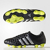 adidas Performance Mens ACE 15.4 FXG Football Boots - Black