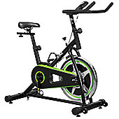 JLL IC200 Indoor Cycling Exercise Bike - Green