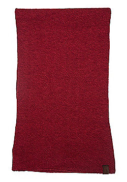 Mountain Warehouse Compass Mens Scarf - Red