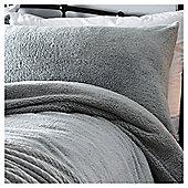 Silent Night Teddy  Duvet Set - Grey