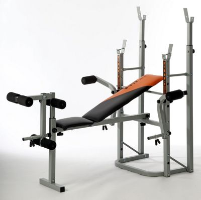 V-fit STB-09/4 Folding Training Weight Bench System