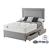 Silentnight Broughton Divan with Mirapocket 1200 Mattress
