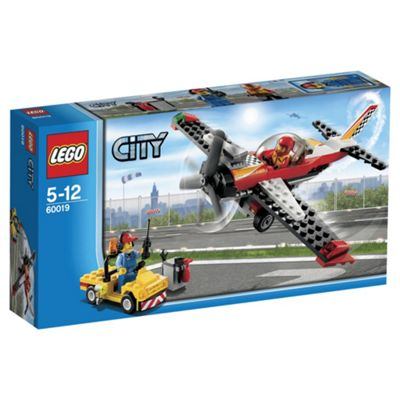 LEGO City Airport Stunt Plane 60019