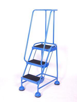 4 Tread Stepmobile Blue