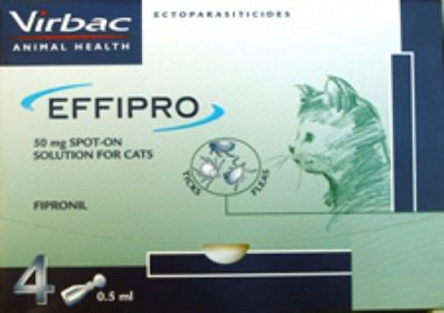 Effipro Spot On for Cats (0.5kg+)