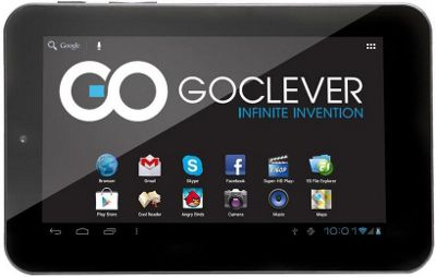 GoClever R83.3- 8 Inch Tablet Dual Core Cortex A9 1GB/16GB (Jellybean O/S)