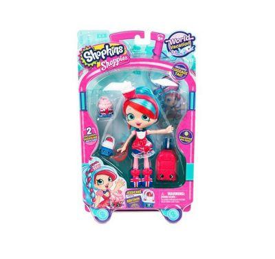 Shopkins Series 8 World Vacation Shoppies Doll - Jessicake