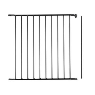 BabyDan Configure Gate Extension Black 72cm