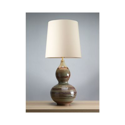 Jade Gourd Table Lamp - 1 x 60W E27