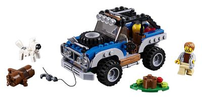 LEGO Creator Outback Adventures - 31075
