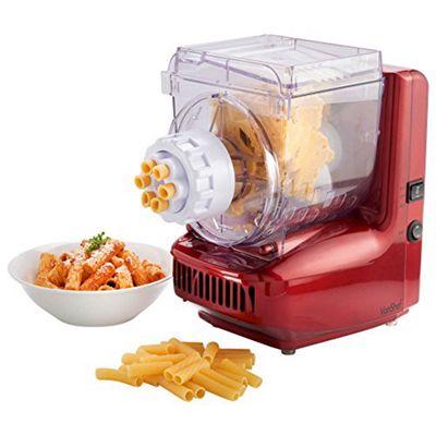 VonShef Red Electric Pasta Maker