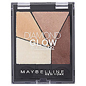 Maybelline Diamond Quad Glow Eyeshadow 02 Coral Drama