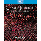 Game Of Thrones: Season 1-4 (Blu-ray)