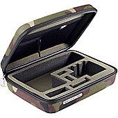 POV Storage Case Elite Core for GoPro Cameras - Camo - SP Gadgets