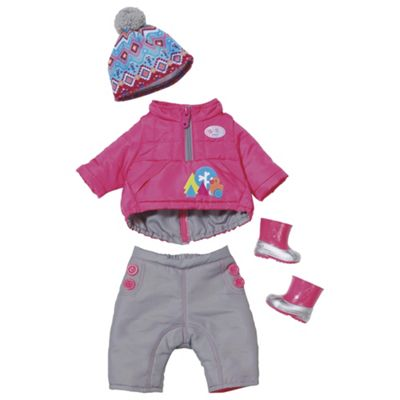 Baby Born Play & Fun Deluxe Winter Set
