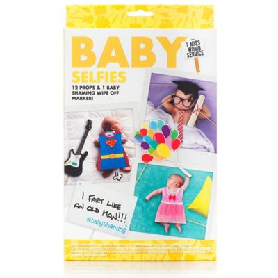 The Baby Selfie Kit