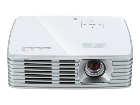 Acer K130 (3D TI) LED Projector 10000:1 300 Lumens 1280x800 0.43kg (Wireless LAN)