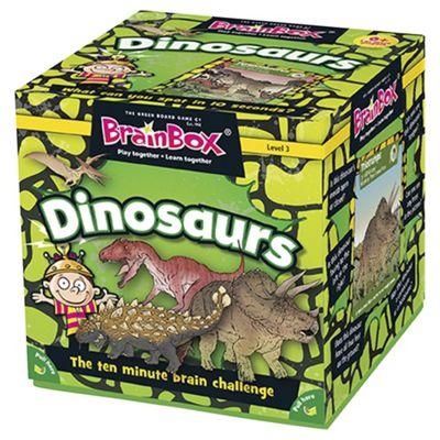 BrainBox Discover Dinosaurs Brain Challenge