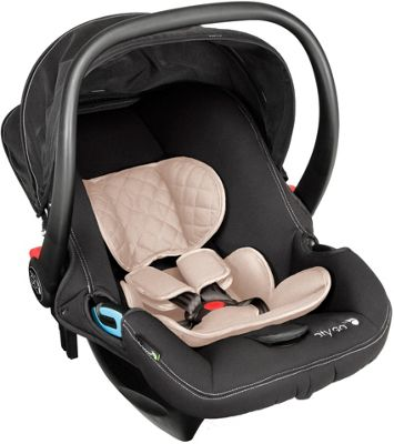 Baby Jogger City GO Car Seat - Tan
