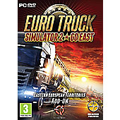 Go East Euro Truck Simulator 2 Add On