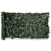 Artificial Green Leaf Hedge Roll (1m x 3m)