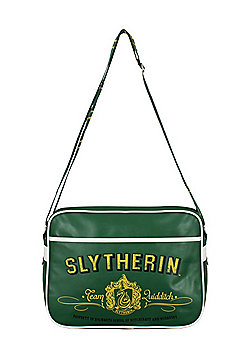 Harry Potter Slytherin Retro Messenger Bag 40 x 30 x 12cm, Green