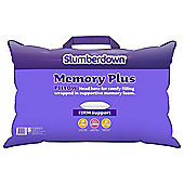 Slumberdown Memory Foam Pillow